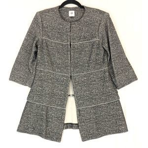 CABI style 5299 black white The Times jacket A0010
